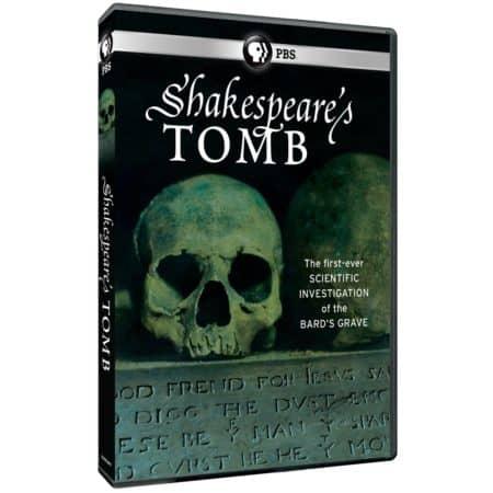 SHAKESPEARE'S TOMB 1