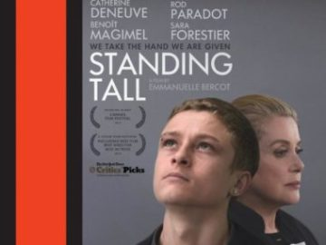 Cohen Media Group brings STANDING TALL to DVD & BD on September 13th 51