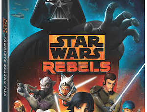 Star Wars Rebels: Season 2 - on Blu-ray and DVD August 30 8