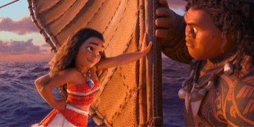 MOANA landed a new trailer today. 21