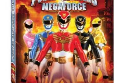 POWER RANGERS MEGAFORCE: THE COMPLETE SEASON 3
