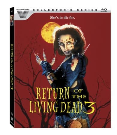 RETURN OF THE LIVING DEAD 3 arrives on limited-edition Blu-ray on November 22 3