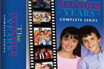 WONDER YEARS, THE: THE COMPLETE SERIES 19