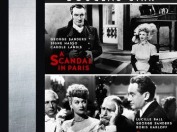 SCANDAL IN PARIS, A / LURED 53
