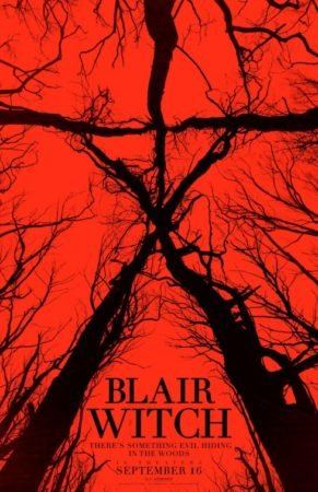 THE WORST OF 2016: 10) Blair Witch 1