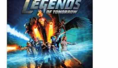 LEGENDS OF TOMORROW: THE COMPLETE FIRST SEASON 9