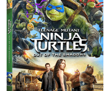 TEENAGE MUTANT NINJA TURTLES: OUT OF THE SHADOWS 19
