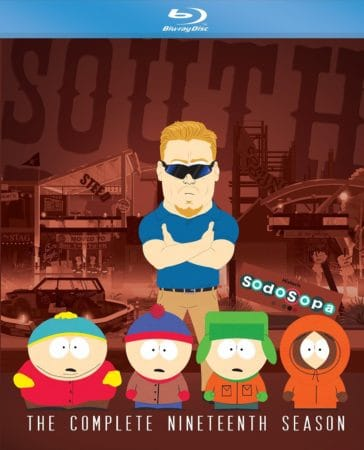 SOUTH PARK: THE COMPLETE NINETEENTH SEASON 1