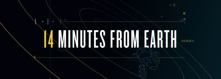 14 MINUTES FROM EARTH 1