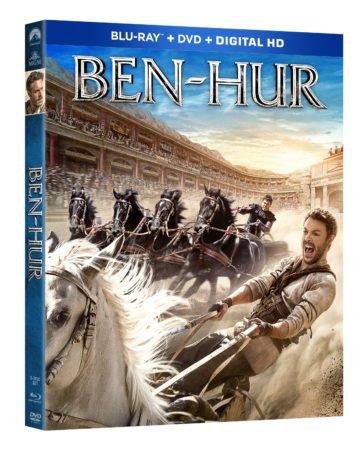 BEN-HUR Arrives on Blu-ray Dec. 13 and Digital HD Nov. 29 1