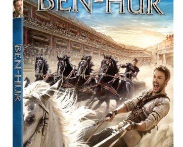 BEN-HUR Arrives on Blu-ray Dec. 13 and Digital HD Nov. 29 8