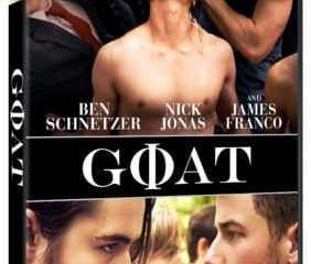 GOAT arrives on DVD December 20th 15