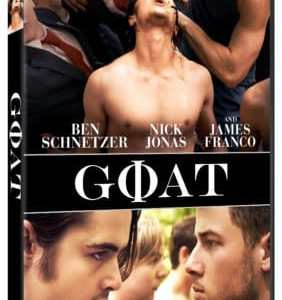 GOAT arrives on DVD December 20th 39