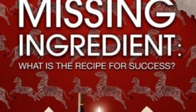 MISSING INGREDIENT, THE: WHAT IS THE RECIPE FOR SUCCESS? 4
