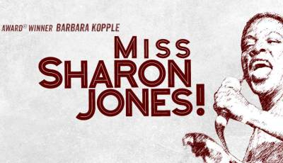 MISS SHARON JONES! 10