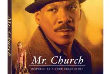 MR. CHURCH arrives on Digital HD and On Demand October 21 and on Blu-ray (plus Digital HD) and DVD (plus Digital) October 25! 15