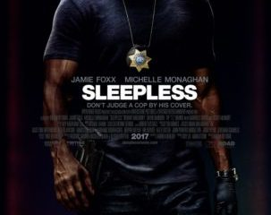 "JAMIE FOXX KEEPS JANUARY INTERESTING IN THIS NEW CLIP FROM ""SLEEPLESS"" 9"