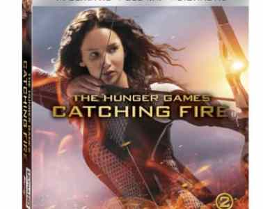 HUNGER GAMES, THE: CATCHING FIRE (4K) 11