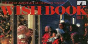 THE GREAT AMERICAN ANDERSONVISION WISHBOOK! 1