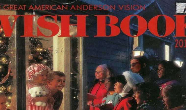 THE GREAT AMERICAN ANDERSONVISION WISHBOOK! 3