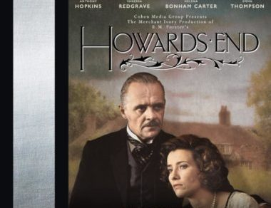 HOWARDS END, The Merchant Ivory Masterpiece, Comes to Bluray + DVD on December 6th 6