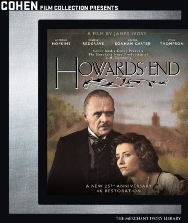 HOWARDS END, The Merchant Ivory Masterpiece, Comes to Bluray + DVD on December 6th 3
