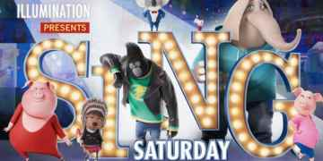 """ILLUMINATION ENTERTAINMENT, UNIVERSAL PICTURES AND AMC THEATRES® ANNOUNCE THANKSGIVING WEEKEND'S FREE """"SING SATURDAY"""" 13"""