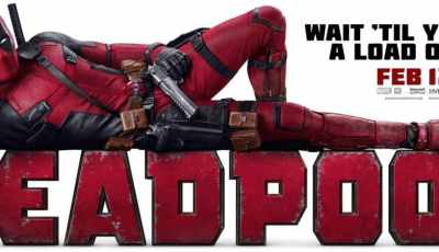 THE MIDDLE 5 OF 2016: DEADPOOL 13