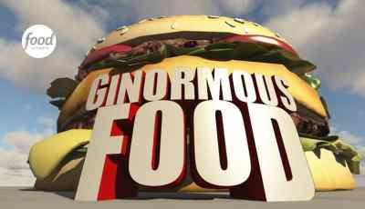 GINORMOUS FOOD - Premieres Friday, January 6 with its Louisville episode 5
