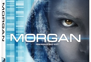 MORGAN IS COMING TO 4K UHD and BLU-RAY NEXT WEEK! HERE'S A CLIP! 24