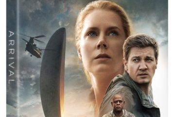 ARRIVAL will be available on 4K Ultra HD and Blu-ray February 14th and Digital HD January 31st 11