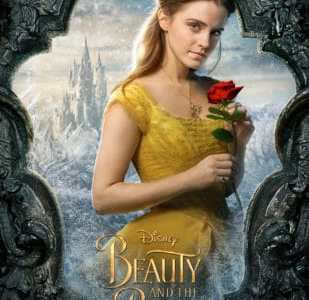 """Disney brings some motion posters for """"Beauty and the Beast"""" 23"""