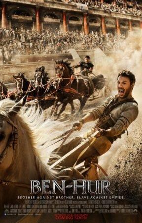 THE WORST OF 2016: 2) Ben-Hur (2016) 3