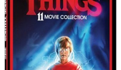 STRANGE THINGS - 11 MOVIE COLLECTION 13