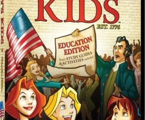 LIBERTY'S KIDS: EDUCATION EDITION 16