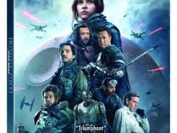 ROGUE ONE: A STAR WARS STORY on Digital HD March 24 and Blu-ray April 4 38