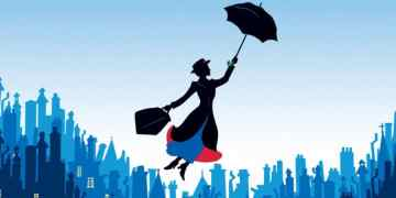 "Production Begins on ""Mary Poppins Returns"" 16"