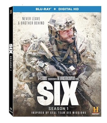 HISTORY® Network's SIX™ arrives on Blu-ray™ (plus Digital HD