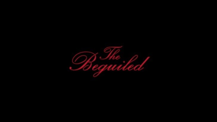 """SOFIA COPPOLA TAKES A HACK AT """"THE BEGUILED"""". CHECK OUT THE TRAILER! 1"""