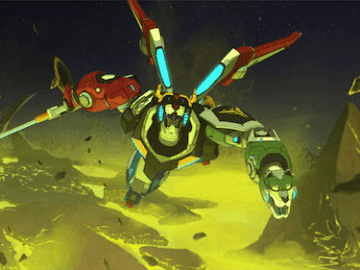 DreamWorks Animation Television and Netflix Release DreamWorks Voltron Legendary Defender Season 2 Clip 49