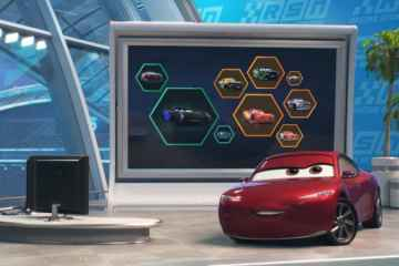 Cars 3 Rolls Out Key Cast and Characters 15