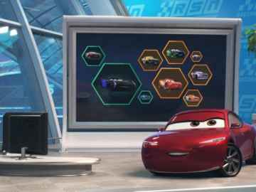 Cars 3 Rolls Out Key Cast and Characters 52