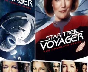 STAR TREK VOYAGER: THE COMPLETE SERIES 12