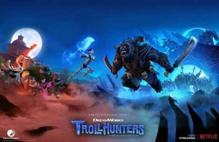 VOLTRON & TROLLHUNTERS HEAD OUT TO WONDERCON 39