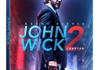 JOHN WICK CHAPTER 2 arrives on Digital HD 5/23 and on 4K, Blu-ray & DVD 6/13 19