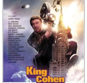 """KING COHEN"" to screen as official selection at DOC NYC and VIENNALE film festivals! 7"