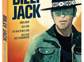 """BILLY JACK: THE COMPLETE COLLECTION"" BLURAY & DVD JULY 25 11"