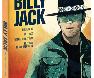 """""""BILLY JACK: THE COMPLETE COLLECTION"""" BLURAY & DVD JULY 25 43"""
