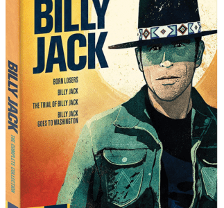"""BILLY JACK: THE COMPLETE COLLECTION"" BLURAY & DVD JULY 25 3"