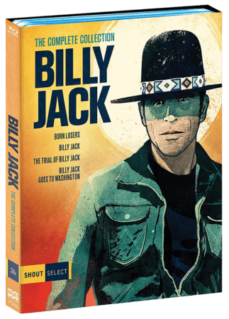 """""""BILLY JACK: THE COMPLETE COLLECTION"""" BLURAY & DVD JULY 25 1"""